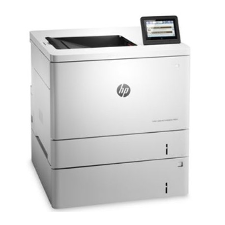HP CLJ Enterprise M553x, USB, LAN, WLAN_2682