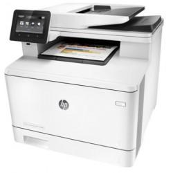 HP CLJ Pro MFP M477fdn, USB, LAN_3040