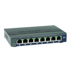 Netgear Plus Switch  8-Port, Desktop_3146