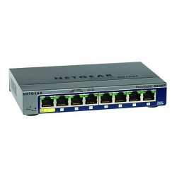Gigabit Smart Switch  8-Port, Desktop_3149