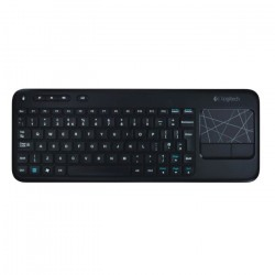 Logitech Wireless Touch Tastatur K400_3245