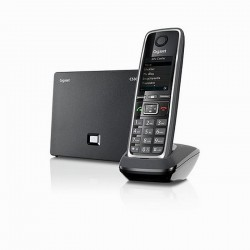 VoIP Telefon Mobil DECT Gigaset C530 IP + Basis_3442