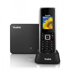 VoIP Telefon Mobil DECT Yealink SIP-W52P + Basis_3566