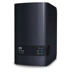 WD NAS Server, My Cloud EX2 Ultra, 2x 2TB, 1GB_3639