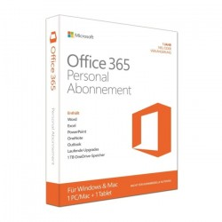 Microsoft Office 365 Personal ESD_3655