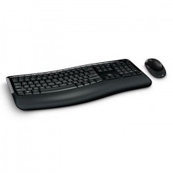 Microsoft Wireless Tastatur + Mouse, Desktop 5050_3881