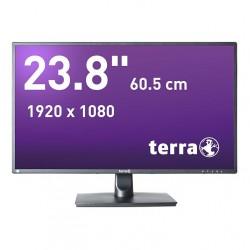 """TERRA-LCD 2456W, 23.8"""", DVI, HDMI, DP, ADS_4292"""