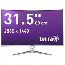 "TERRA LED 3280W Curved, 31.5"", DVI, HDMI, DP_4417"