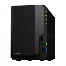 Synology NAS Server, DS218+, 2x 3TB, 2GB (VOS)_4470