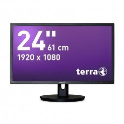 "TERRA-LCD 2435W HA, 24"", VGA, HDMI, DP_4633"