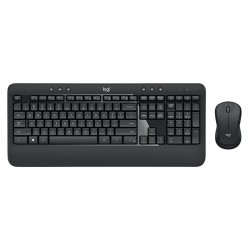 Logitech Wireless Tastatur + Mouse, Combo MK540_4649