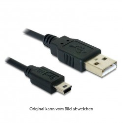 USB 2.0 AM / BM-Mini Kabel, 2m_4700