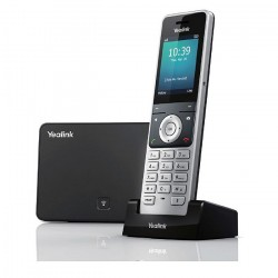 VoIP Telefon Mobil DECT Yealink SIP-W60P + Basis_4762