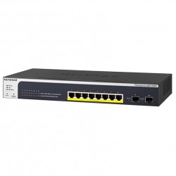 Gigabit Smart Switch  8-Port, Rack, PoE+, SFP_4849