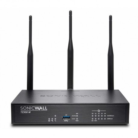 SonicWALL TZ 300-W Security-Box, TS (AGSS), 1Y_4896