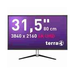 "TERRA-LED 3290W, 31.5"", 4K; HDR, DP/HDMI_4955"