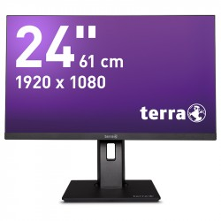 "TERRA-LCD 2463W PV, 23.8"", HDMI, DP, PLS-Panel_5069"