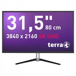 "TERRA-LED 3290W, 31.5"", HDMI, DP, 4K_5151"