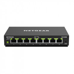 Netgear Smart Switch  8-Port, Desktop_5195