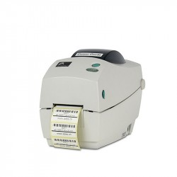Etiketten-Drucker, Zebra TLP2824, USB, SER, POS_5235