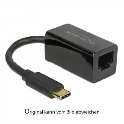 USB-C Hub 4-Port, mit Netzteil_5322