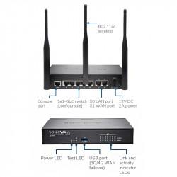 SonicWALL TZ 400-W Security-Box_5419