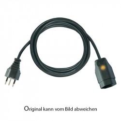 Verlängerungskabel 3m, T13-T12, schwarz_5528