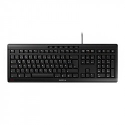 Cherry Corded Tastatur Stream 3500_5646