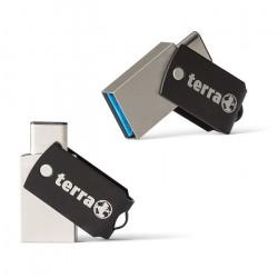 TERRA-USB Stick 3.1 USThree A+C, 64GB_5649
