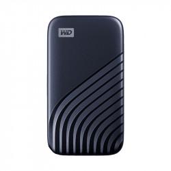WD SSD My Passport, USB-C 3.2, 500GB, Extern, blau_5853