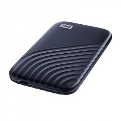 WD SSD My Passport, USB-C 3.2, 2TB, Extern, blau_5965