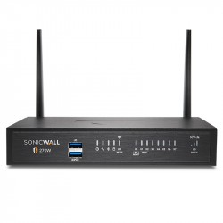 SonicWALL TZ 270-W Security-Box_6092