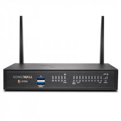 SonicWALL TZ 470-W Security-Box_6108