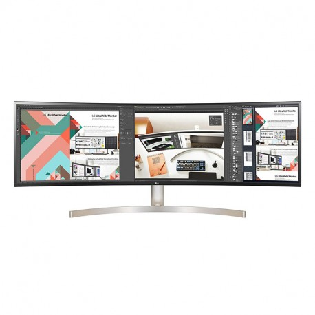 "LG LCD 49WL95C-WE, 49"",HDMI, DP, USB-C, Curved_6205"